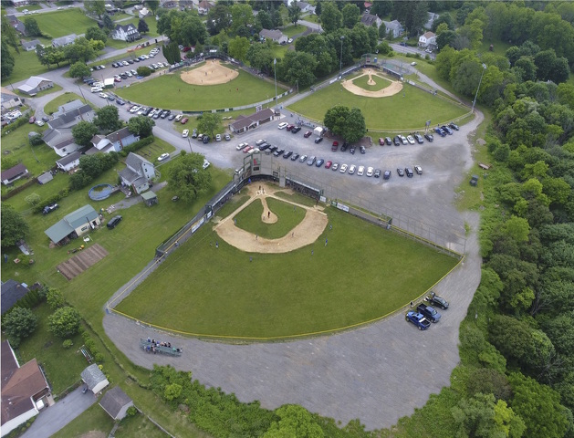 Hawbaker Pitches in to Provide Design, Excavation Work for New Bellefonte Little League Field