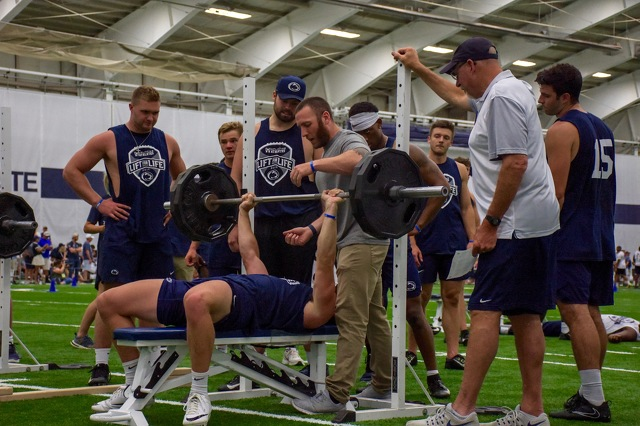 Penn State Football: Lift for Life 2019 Raises $56,018 for Uplifting Athletes