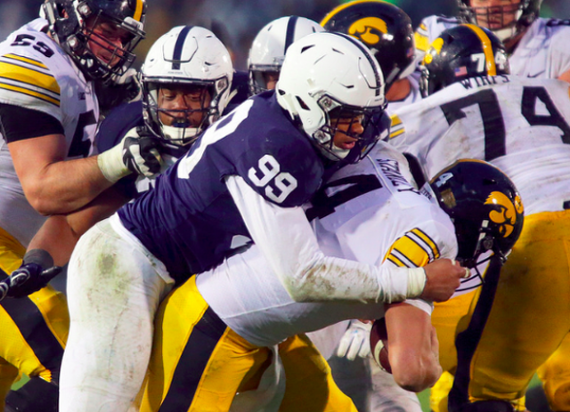 Penn State Football: Journey Brown, Gross-Matos Suspended; Other Big Ten Media Day Notes