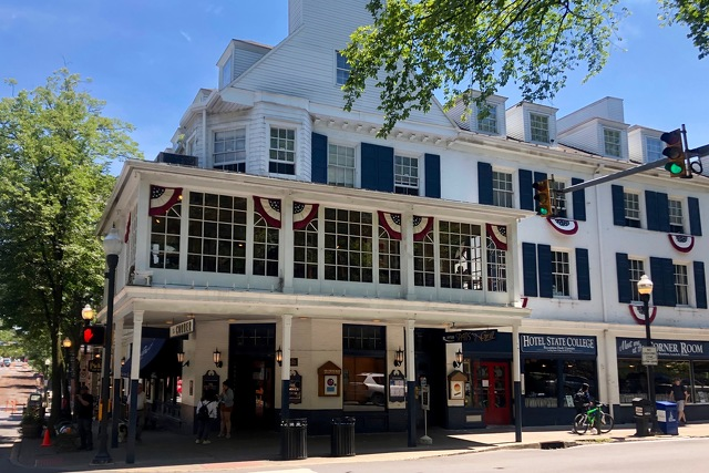 State College, PA - Hotel State College Businesses for Sale -