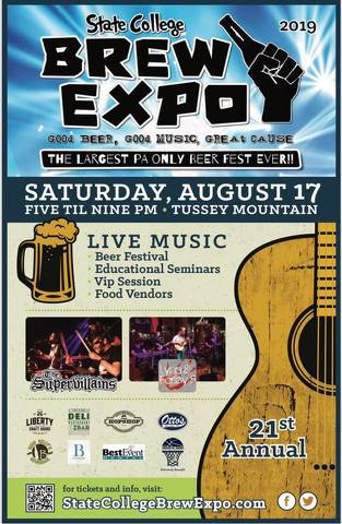 State College Brew Expo