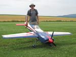 Aerobatic model planes compete in Potter Twp.