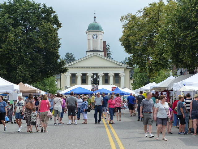 Bellefonte Arts & Crafts Fair Celebrates 36th Year with Two Days of Fun