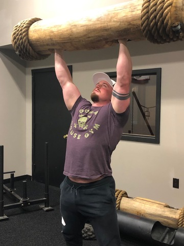 Strongman Competition to Showcase Feats of Strength at Grange Fair