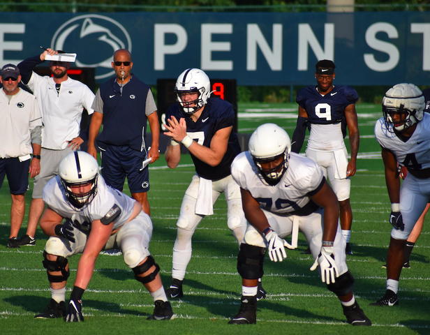 Penn State Football: Clifford Getting More Snaps, But No Starter Named Yet