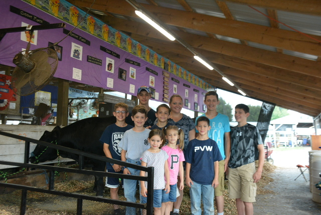 4-H Family Finds Virtue in Raising Livestock