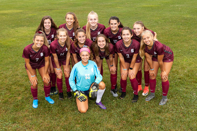 State College Girls' Soccer Looking for 12th Straight District Title