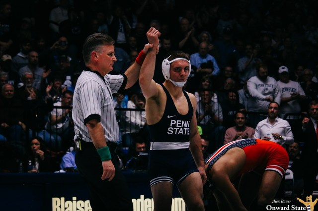 Zain Retherford Qualifies for Wrestling World Championships