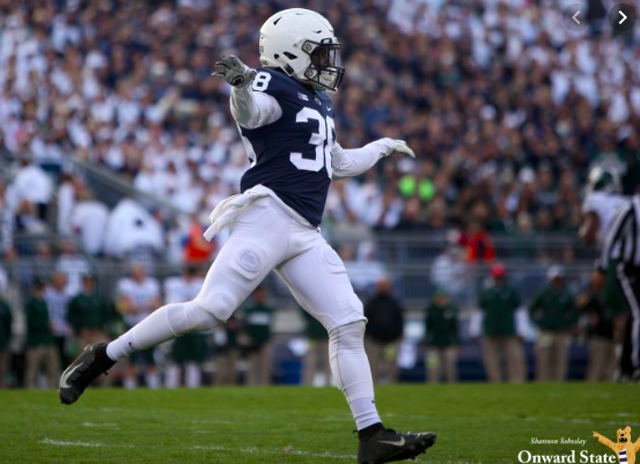 Penn State Football: Wade Ready for the Chance He Always Wanted