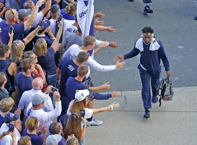Penn State Football: Nittany Lions Move Up To No. 13 In Latest AP Poll