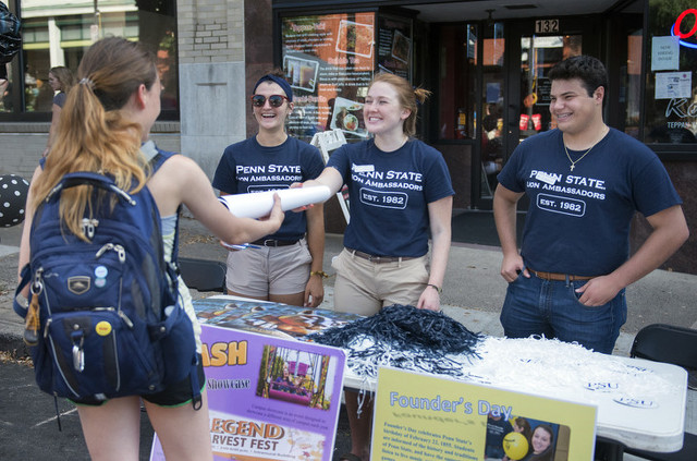 LION Bash Block Party Aims to Connect Penn State Students, Local Community