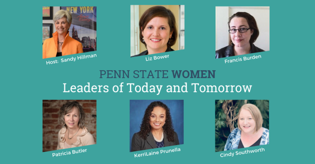 Women's Leadership Panel to Feature Penn State Alumnae Discussing Success and Challenges