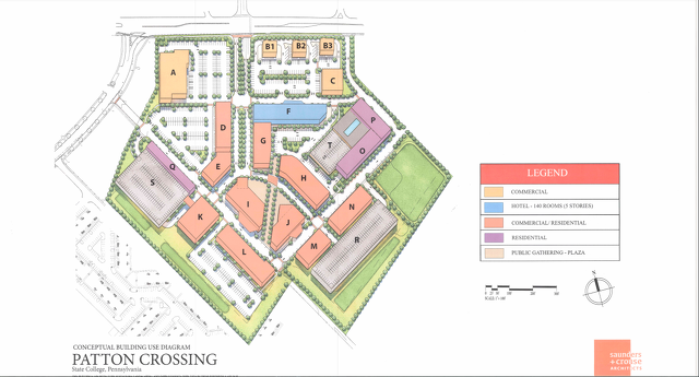 Patton Crossing Master Plan Approved