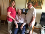 Bellefonte centenarian discusses farm life, service time