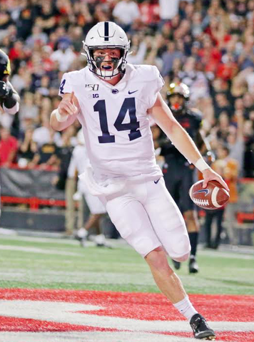 Penn State Football: Clifford Grows, And Shines, After Productive Off Week