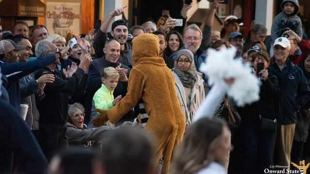 Scenes from Penn State's 2019 Homecoming Parade