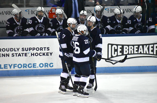 Penn State Hockey: Nittany Lions Cruise To 5-0 Exhibition Victory