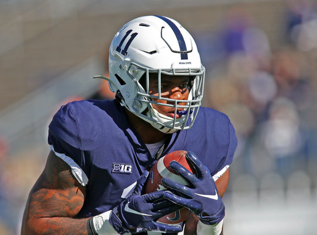 Penn State Football: Parsons Hoping For One Last Carry