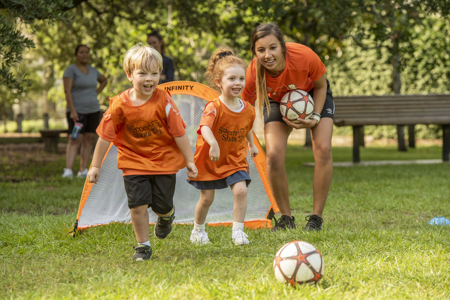 #DontRetireKid: Local Youth Soccer Program Puts Focus on Keeping Kids Active in Sports