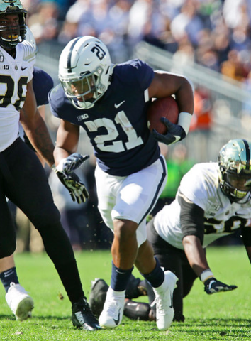 Penn State Football: Coaching Staff Added Offseason Running Game Wrinkles To Spice Up Attack