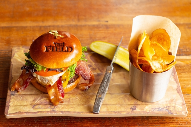 The Field Burger & Tap Chosen as College GameDay's Featured Restaurant