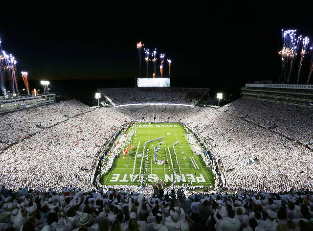 Penn State Warns Fans of Counterfeit Tickets for White Out Game