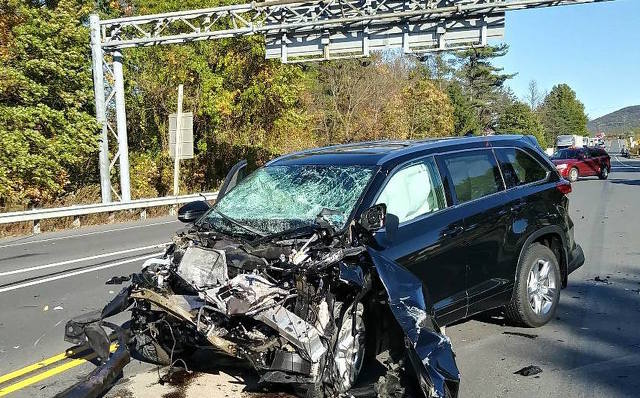 3 Injured in Crash That Closed Part of U.S. 322 in Boalsburg