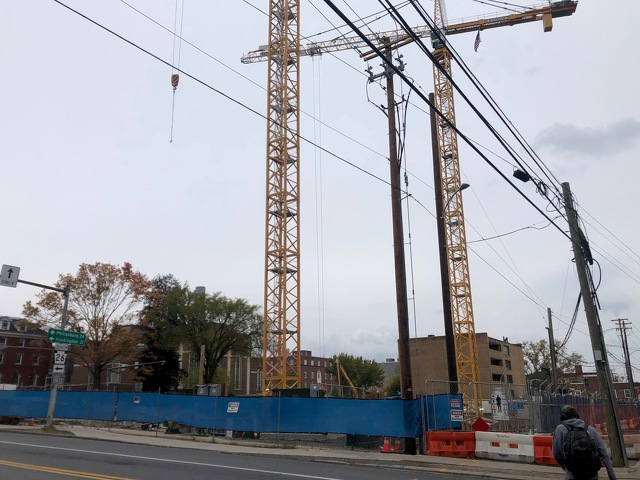 Noise Ordinance Waiver Approved for High-Rise Construction Work