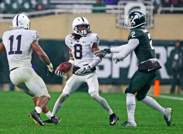 Penn State Football: For Franklin, the Last 14 Days Mean More Than Just 8-0, Even If He Never Says It