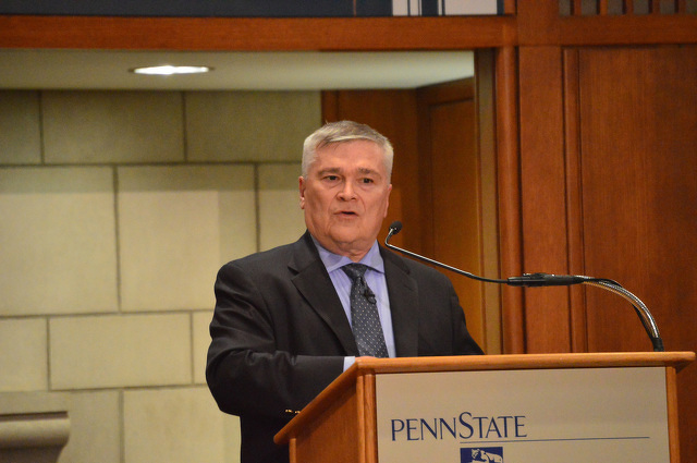 Barron Urges Borough Council to Reject Proposed Interim Mayor Guidelines That Exclude Penn State Employees