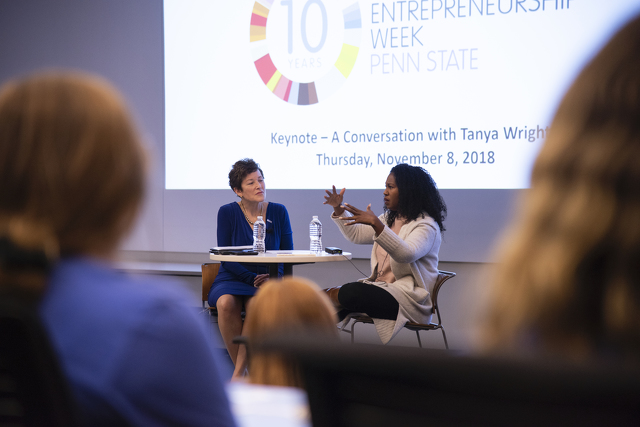 Community Entrepreneurs Can Learn and Network During Weeklong Celebration