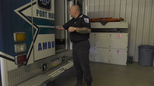 Why Port Matilda EMS Is in 'Critical Condition'