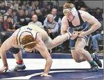Penn State grapplers open season with shutout win over Navy