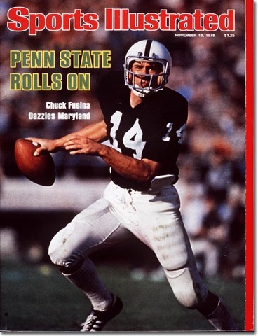 12 Penn State Football Games from My Youth That I'm Thankful For