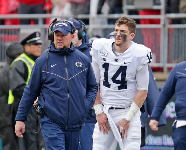Penn State Football: Five Things to Watch as the Nittany Lions Take on Rutgers