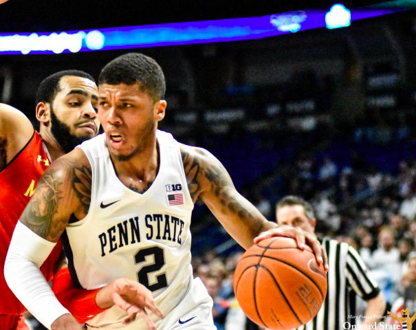 Penn State Basketball: Nittany Lions Pull Away to Thump Syracuse 85-64