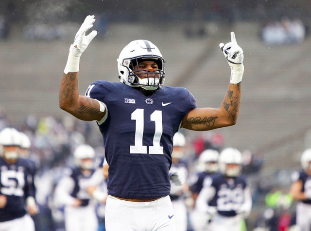 Penn State Football: Parsons Tabbed Big Ten Linebacker Of The Year, Other Nittany Lions Honored