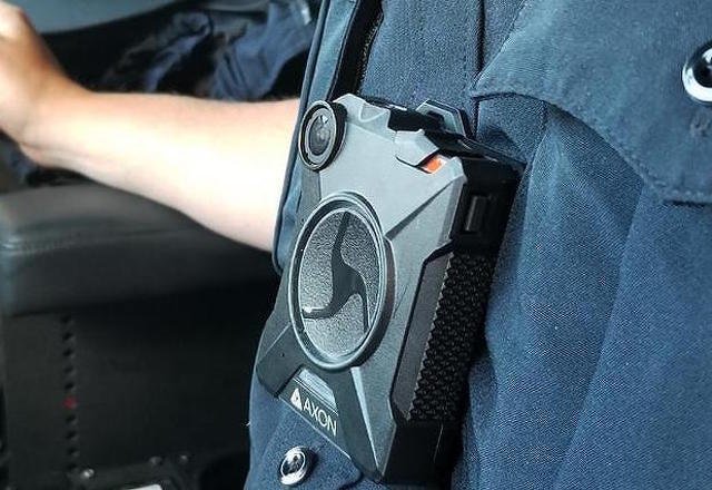 Sheriff's Office Plans to Add Body Cameras