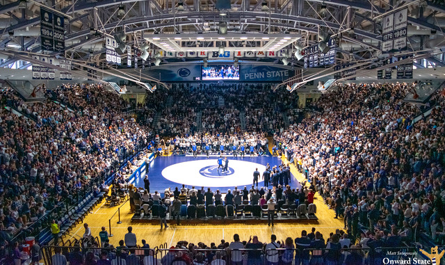 Former Top Recruit Greg Kerkvliet to Transfer to Penn State Wrestling