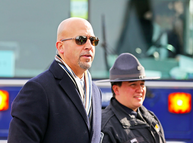 Penn State Football: James Franklin's Contract Extended Through 2025