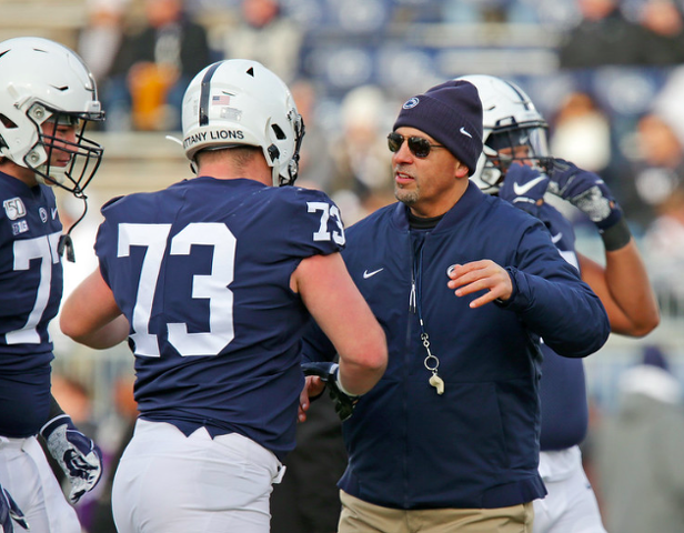 Penn State Football: Nittany Lions to Face No. 17 Memphis in Cotton Bowl