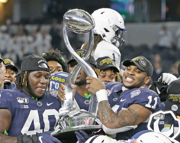 Penn State Football: How and Why the 2019 Season Exceeded Expectations