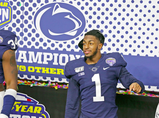 Penn State Football: KJ Hamler to Enter NFL Draft