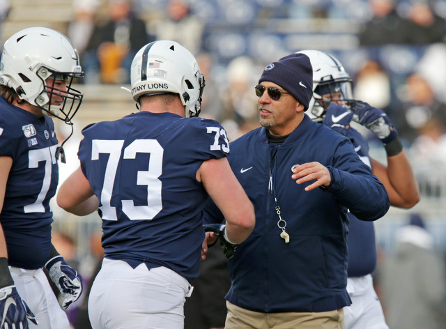 Penn State Football: Trautwein Named Offensive Line Coach