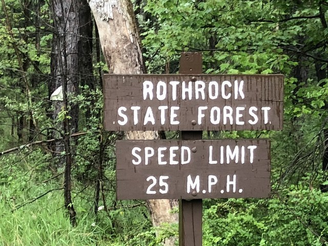 Friends of Rothrock Receives Grant to Develop New State Forest Trails