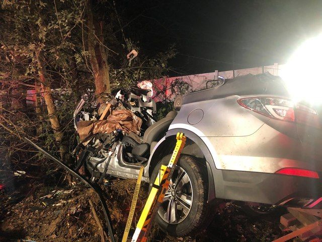 One Person Taken by LifeFlight After Crash in Ferguson Township