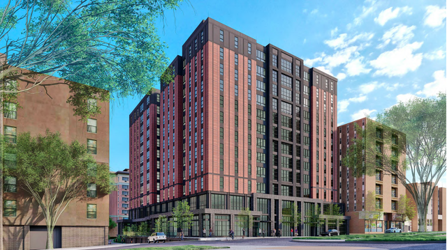 Borough Council Hears Plans for Downtown State College High Rise