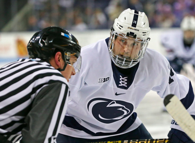 Penn State Hockey: Nittany Lions Earn Tie With Michigan As Wolverines Pick Up Extra Point