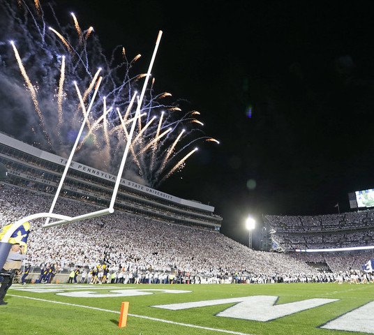 Penn State Football No. 2 in Home Attendance in 2019, But Ticket Revenue Still Lags