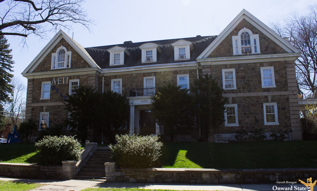 Police Investigating Alleged Sexual Assault at Penn State Fraternity House